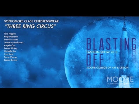 03 Childrenswear // 2013 Moore Fashion Show // Blasting Off!