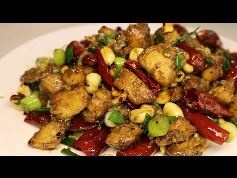 FORGET TAKE-OUT! LEARN THIS KUNG PAO CHICKEN RECIPE