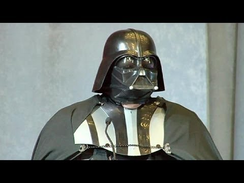 The Force not with Darth Vader in Ukraine as Star Wars villain is barred from presidential race