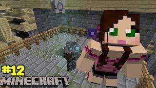 Minecraft: TOWER THROW CHALLENGE [EPS6] [12]
