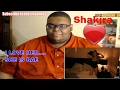 Music Reaction : Shakira - Me Enamore (Official Video)