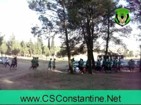 Les entrainements du CSC