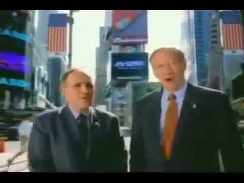 I Love New York Commercial 9 11 2001