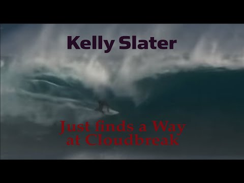 KELLY SLATER BLOWS MINDS AT CLOUDBREAK  Volcom Fiji Pro 2013