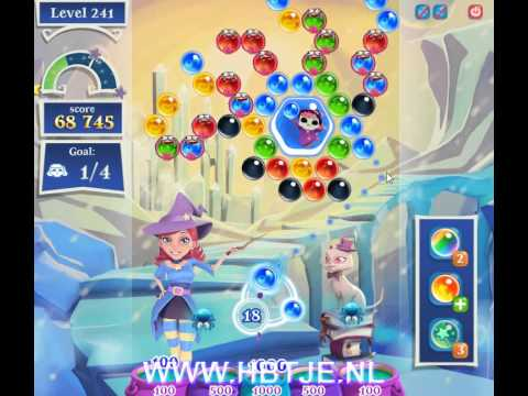 Bubble Witch Saga 2 level 241