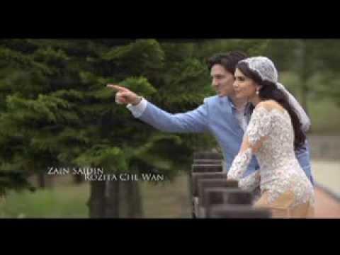 Video eksklusif pengumuman majlis perkahwinan Zain Saidin dan Rozita Che Wan