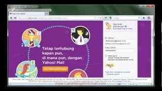 CARA BARU Mengirim Email Di Yahoo Dengan Lampiran File