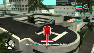 GTA Vice City Stories Walkthrough Mission #53 Lost