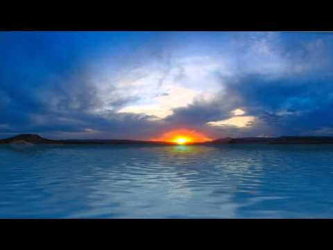 Free Video Background - sunset above the lake - bestgreenscreen