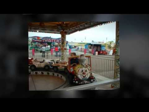 Great Yarmouth Pleasure Beach in Great Yarmouth East Anglia