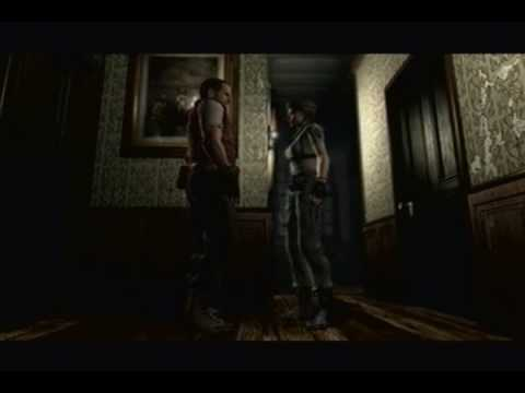 Let's Play Resident Evil Archives: Resident Evil Part 04 jILL sANDWICH!!