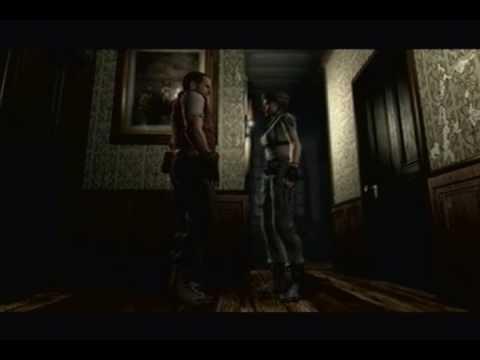 Let's Play Resident Evil Archives: Resident Evil Part 04 jILL sANDWICH!!