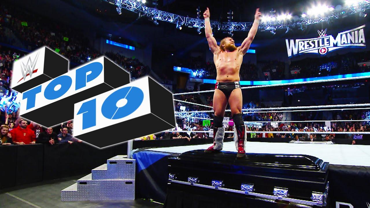 WWE Top 10: los mejores momentos de Smackdown 29 de enero de 2015