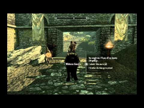 Chinchilla Dave's Skyrim Adventure! - Our Story Begins (Part 1)