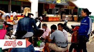 Quảng Trị: Chợ Đông Hà ngập tràn thuốc kích dục | Tiêu điểm 25/11/2015