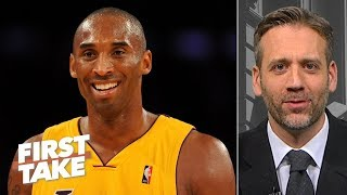Kobe Bryant is right that super teams are good for competition - Max Kellerman | First Take