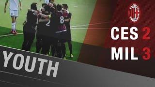 Cesena-AC Milan 2-3 | AC Milan Youth Official