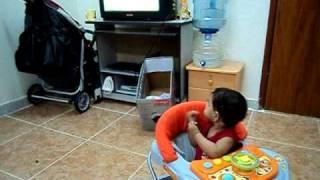AAYUSHI WATCHING CHOTA BHEEM