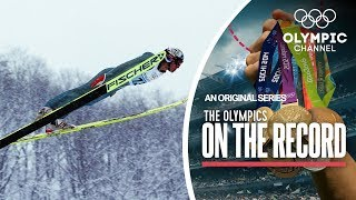 """The """"Comaneci"""" of Ski Jumping Gets The First Perfect 20s 
