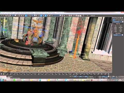The Lord Inquisitor - Making Of Teaser 2012 - Part 03 [HD]