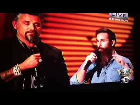 Jesse James confronts fast n loud - YouTube