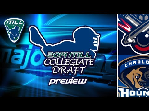 2014 MLL Draft Preview: Boston and Charlotte