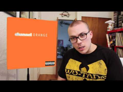 Frank Ocean- Channel Orange ALBUM REVIEW