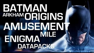 Batman: Arkham Origins Enigma Data Packs Amusement Mile