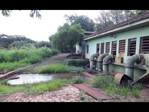 06/11/2017 - Sessão Ordinária 06.11.2017: Construção de represa no Ribeirão Pitangueiras