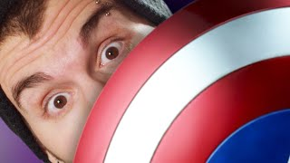 What if Captain America's Shield Hit You?