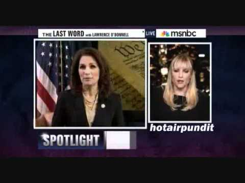 Meghan McCain: Michele Bachmann is a Poor Man's Sarah Palin