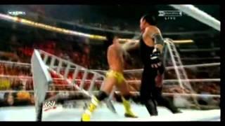 Jeff Hardy Vs Rey Mysterio Vs Undertaker Vs Kane Vs Cm