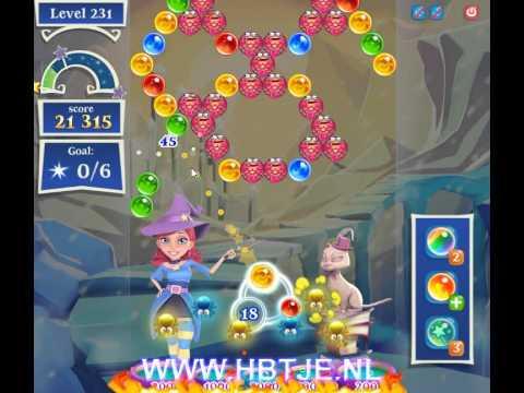Bubble Witch Saga 2 level 231