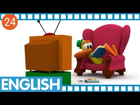 Pocoyo in English - Session 24 Ep. 41 - 44