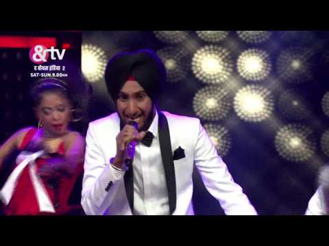 Parakhjeet Sings Aao Twist Karein | The Liveshows |Sneak Peak | The Voice India S2 | Sat-Sun, 9 PM
