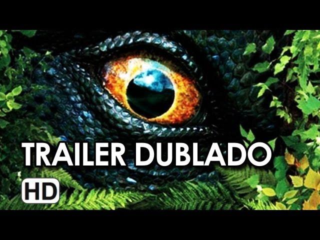 Caminhando com Dinossauros Trailer Dublado (2013) HD