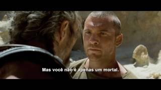 Fúria De Titãs [Trailer Legendado HD]