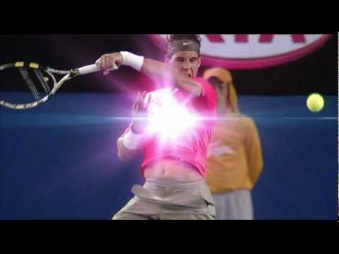 Australian Open 2012 official TV commercial