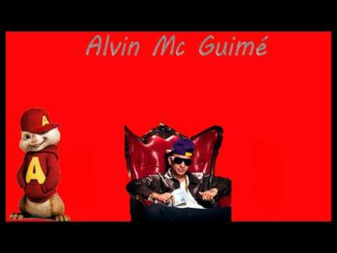 Alvin  Irritante-Mc Guime - Plaque de 100