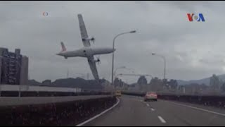 Vụ tai nạn máy bay Đài Loan: Phi công tắt nhầm động cơ