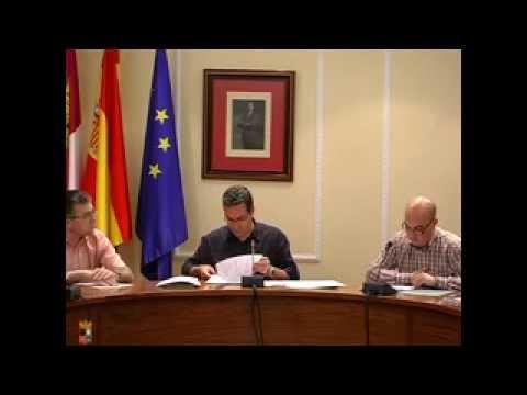 Pleno extraordinario urgente 21 de mayo de 2015