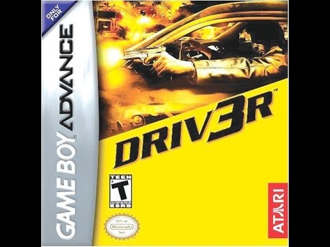 Gaming Paraphilia: Playing DRIV3R for Game Boy Advance