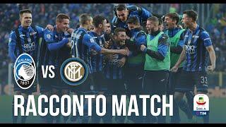 Atalanta-Inter 4-1, il film della partita