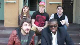 Pentatonix (Rihanna Cover) - You Da One