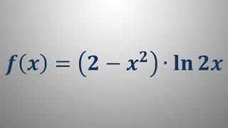 Odvod funkcije – primer 14