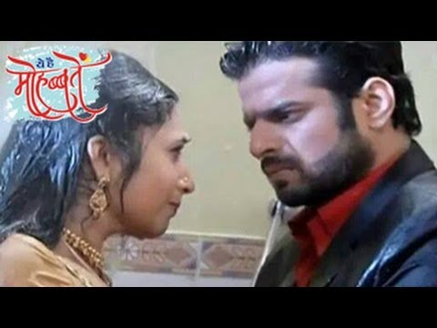 Raman and Ishita FIRST ROMANTIC SHOWER in Yeh hai Mohabbatein 11th March 2014 FULL EPISODE
