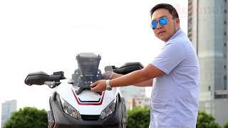Đánh giá Honda X-ADV hoàn toàn mới