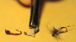 Skip Morris And His Favorite Midge Patterns