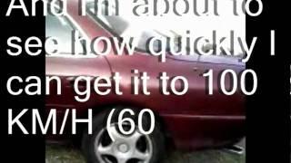 Mitsubishi Emeraude 0-100kmh
