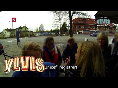 Ylvis - Talestyrt Minibank UNICEF (English subtitles)